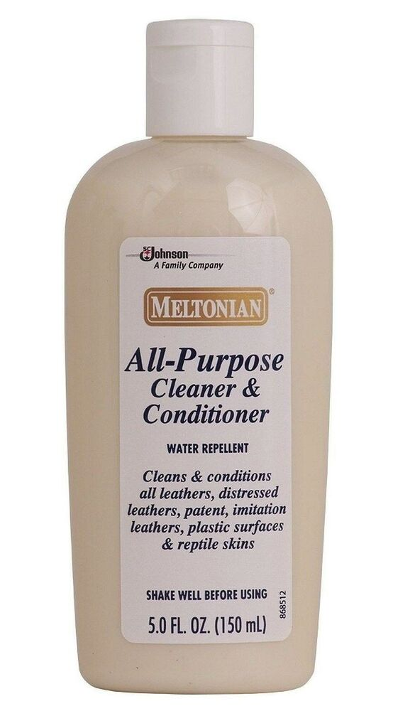 Leather Cleaner Conditioner Amp Water Repellent Cream Lotion