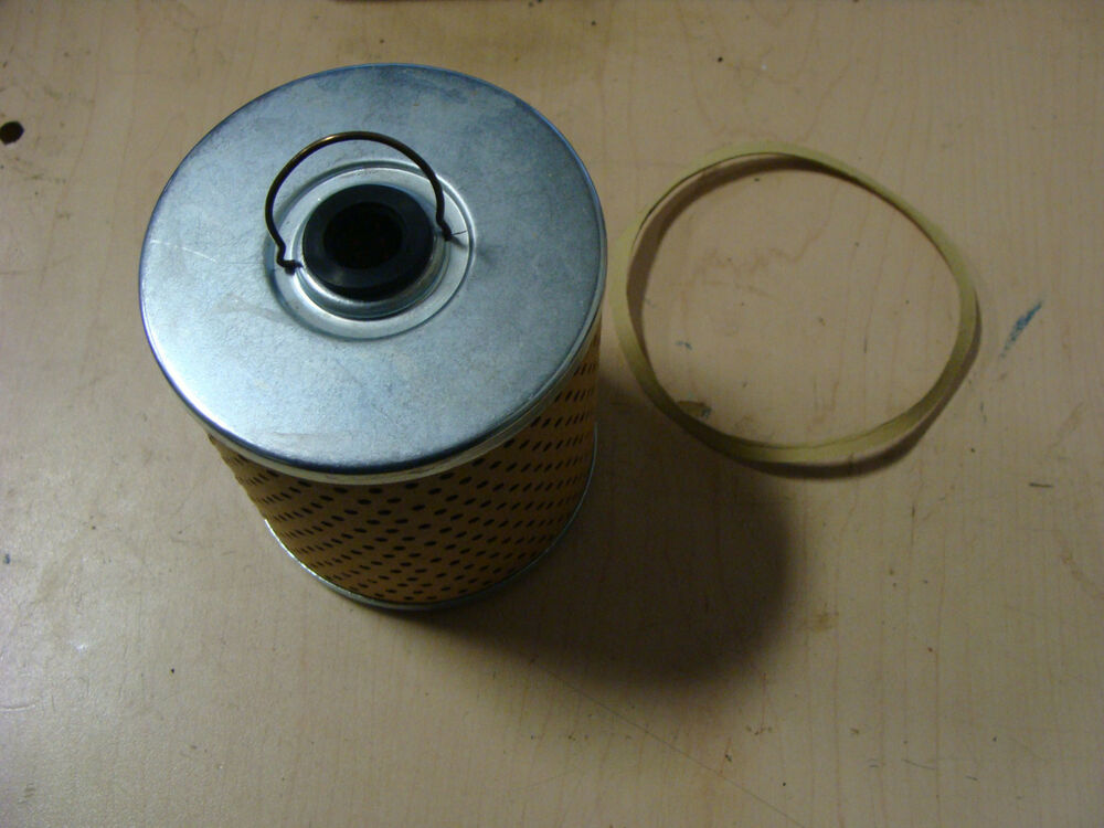 Ford 8n Tractor Oil Filter : New ford tractor oem replacement cartridge type oil filter