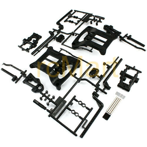 Tamiya Tt01d B Parts Suspension Arms Ep 110 Rc Touring Car On