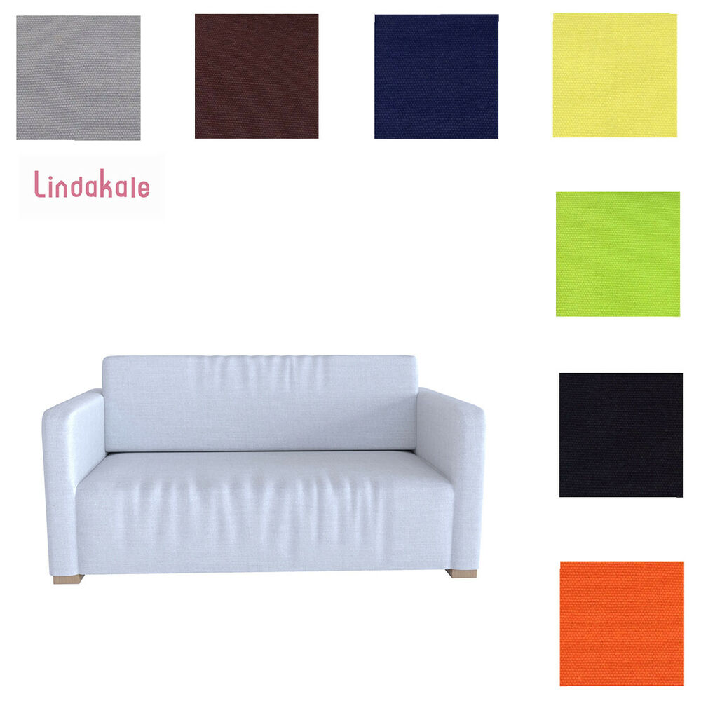 Customize Sofa Cover Fits Ikea 2 Seater Solsta Sofa Bed