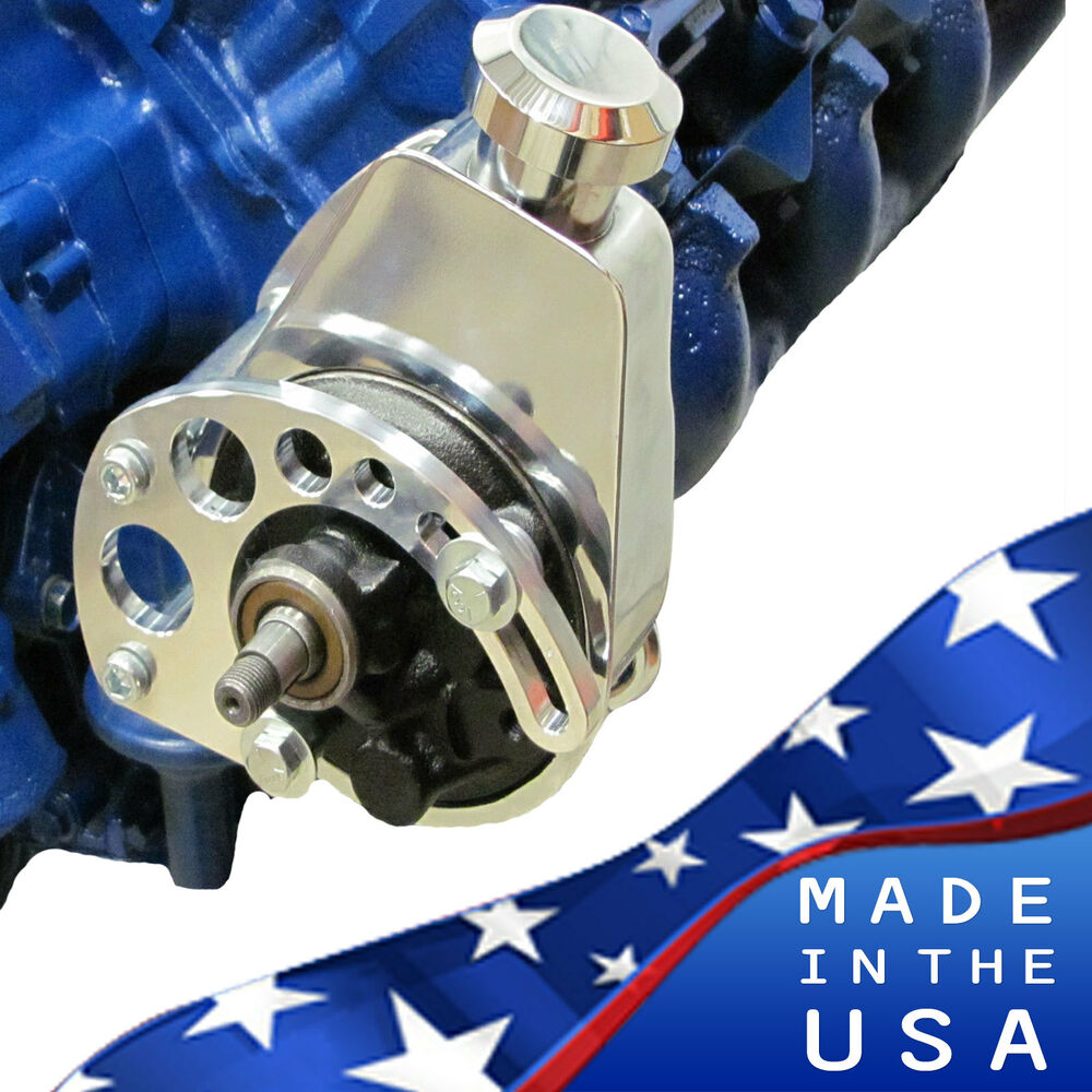 20920 likewise Pont Altbrkt Ewp additionally Ford 460 Bracket likewise 350 Serpentine Ps C Ewp also 302 Shorty Ps System. on 429 460 alternator and power steering brackets