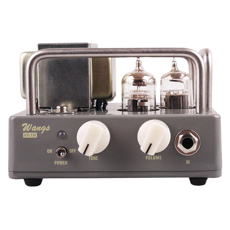 biyang vt 1h electric all tube guitar micro amplifier amp head amps new ebay. Black Bedroom Furniture Sets. Home Design Ideas