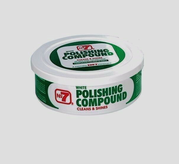 Car Paint Compound Polish