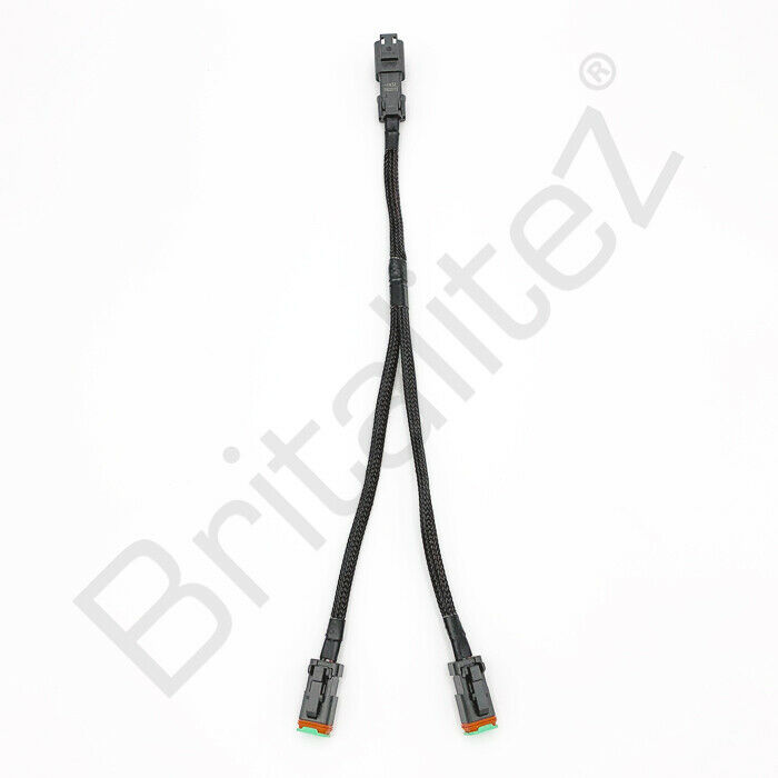 universal spot fog light wiring harness  land rover