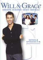 Will and Grace: Series 4 (Episodes 1-4) [DVD] [2001], Good Condition DVD, Eric M