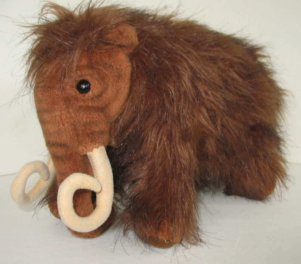 hansa portraits of nature baby arctic mammoth plush stuffed toy 4660 new nwt ebay. Black Bedroom Furniture Sets. Home Design Ideas