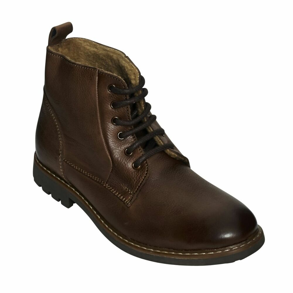 how to clean leather winter boots