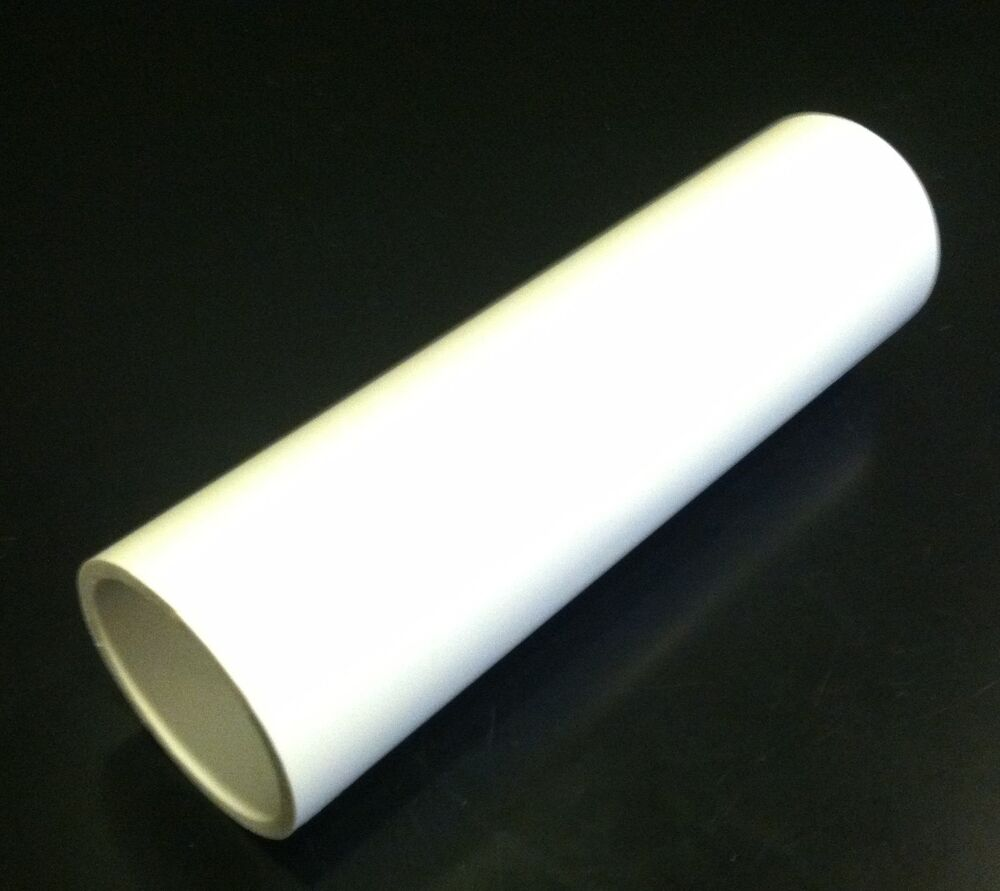 Quot inch pvc pipe white schedule ebay
