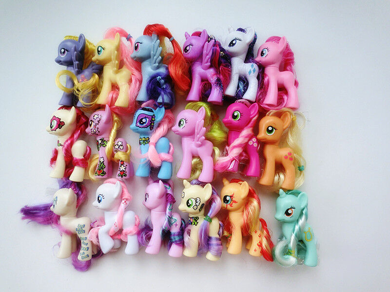 Toys For Ponies : Hasbro my little pony mlp quot figures choose favorite