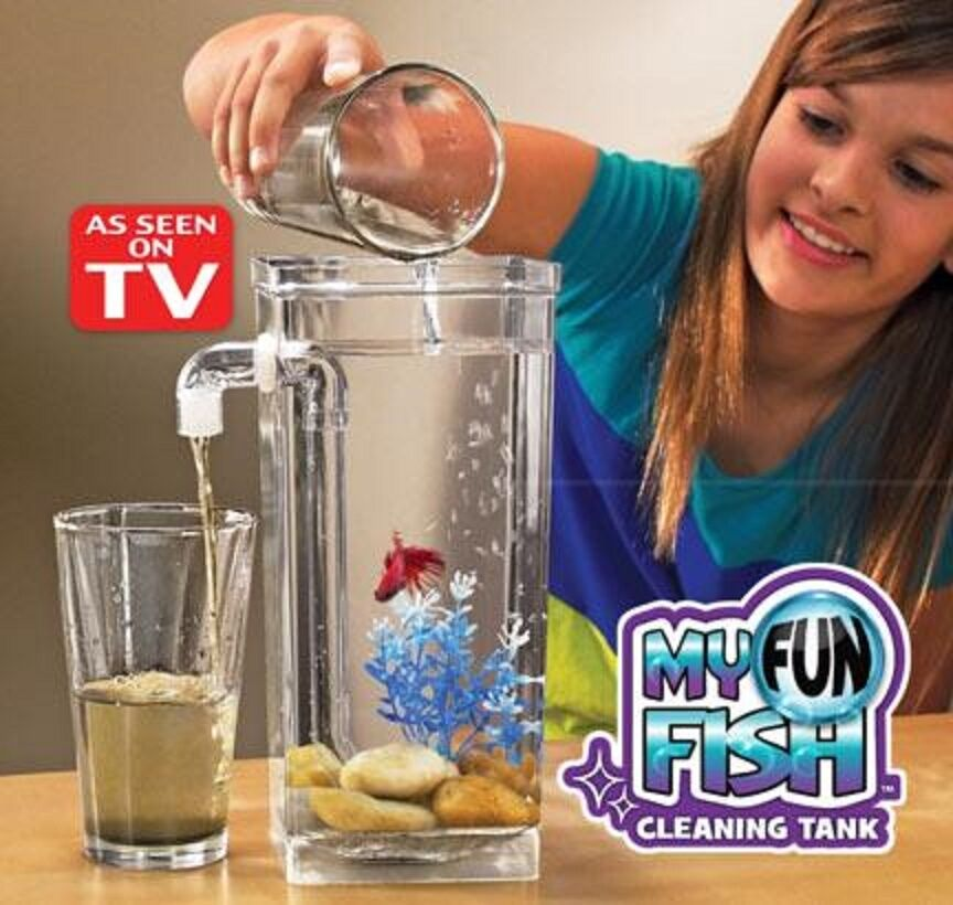 How to make self cleaning betta tank joy studio design for Best tank cleaning fish