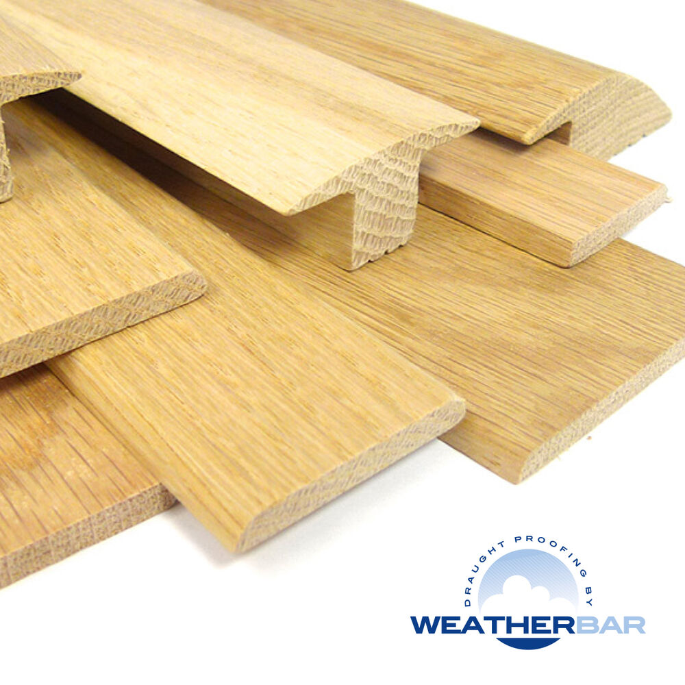 Oak Cover Strip Door Bars Threshold Strip Flooring