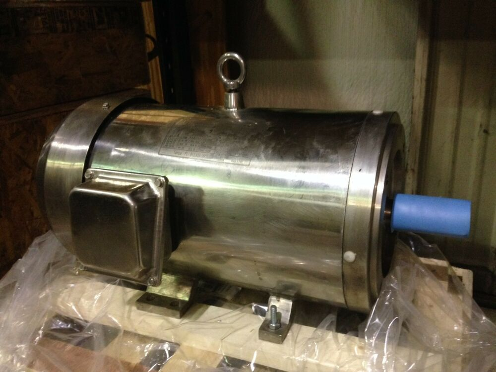 Ac Motor Stainless Steel Premium Electric Motor
