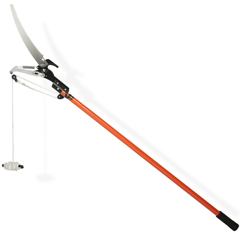 Telescopic pruning saw pruner tree saw extendable branch tree pruner garden tool ebay - Cisaille pour couper branches ...