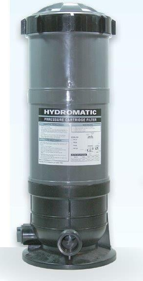 Hydropro Prc120 120 Sq Ft Above Ground Swimming Pool Cartridge Filter Tank Ebay