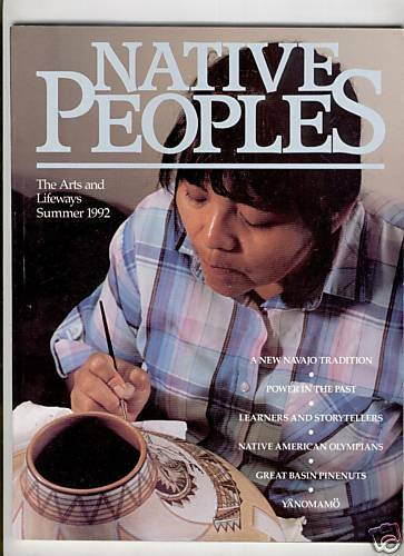 Native Peoples Magazine May 2011-Notah Begay, Robbie Robertson