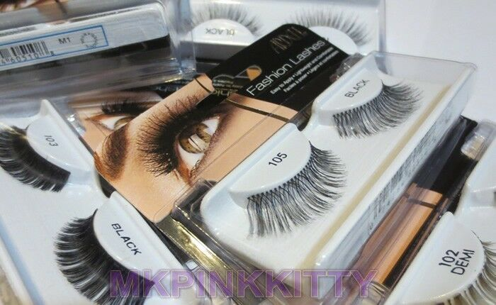02f82f678dd Details about Ardell Fashion Lashes (All Style) Eyelashes (LOT OF 4)