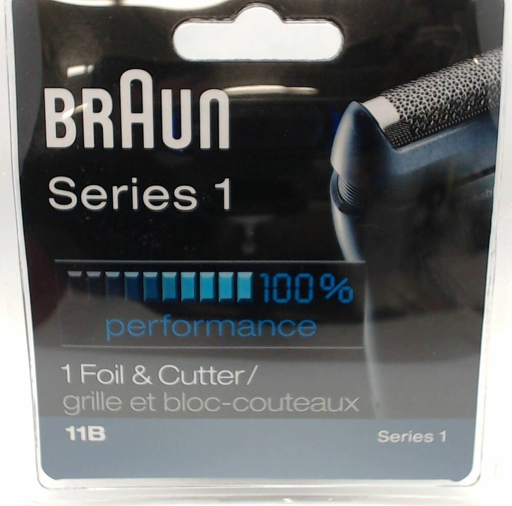 11b braun shaver series 1 replacement foil and cutter. Black Bedroom Furniture Sets. Home Design Ideas