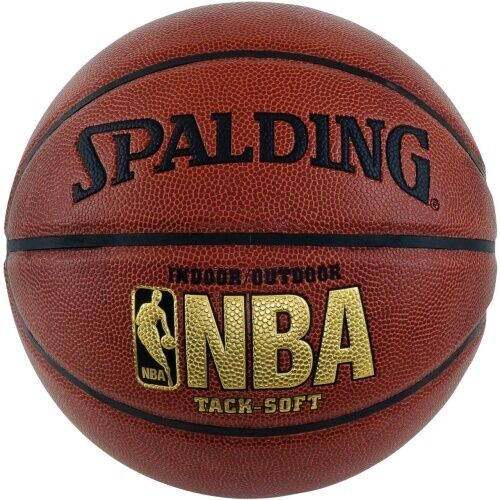 Spalding basketball ball 64 435e nba all surface indoor outdoor ball ebay - Spalding basketball images ...