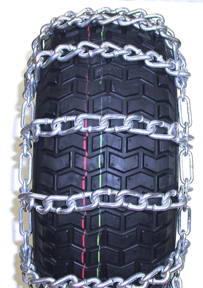 Sears Lawn Tractor Tire Chains : Snow tire chains sears autos post