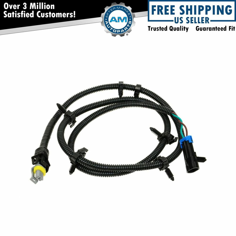 Gsm01 Wire Harness For Chevy Venture Wiring Schematics 1957 Engine Abs Sensor Passenger Front Right Rf Bel Air Chevrolet 1938 Car