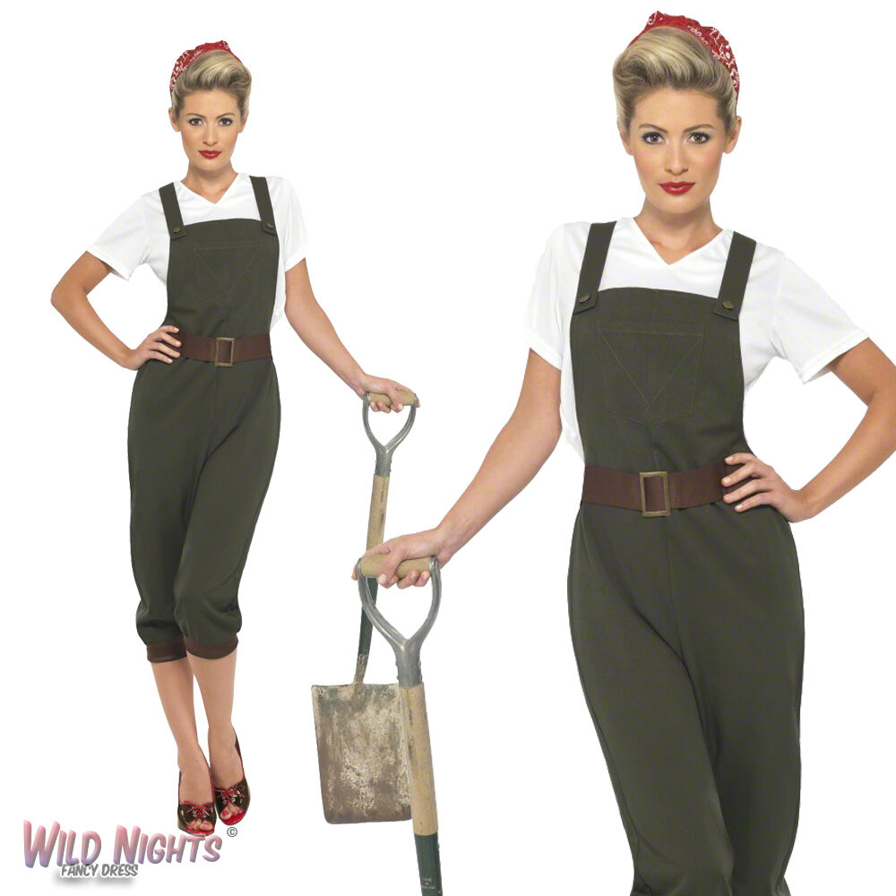Ideas For World War 2 Costumes 1940s Ww2 World War 2 Land