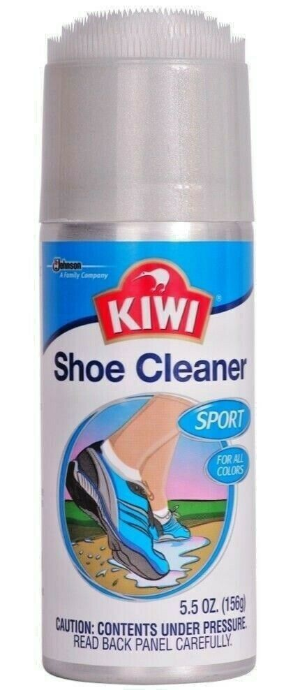 At Home Leather Shoe Cleaner