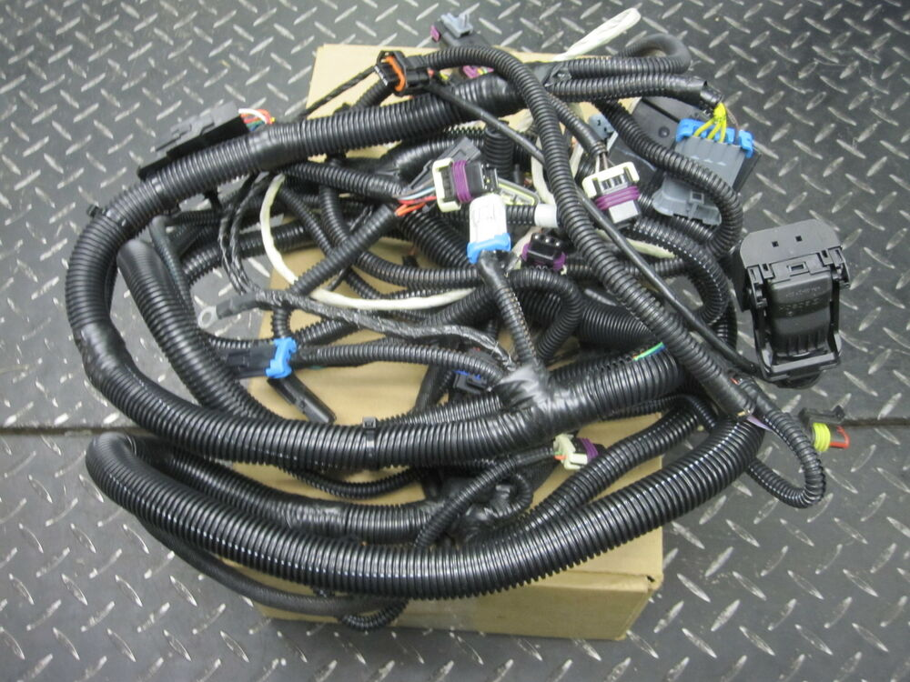2011 ranger 6x6 800 efi wire harnesses 2411785 supersedes 2411647 ebay