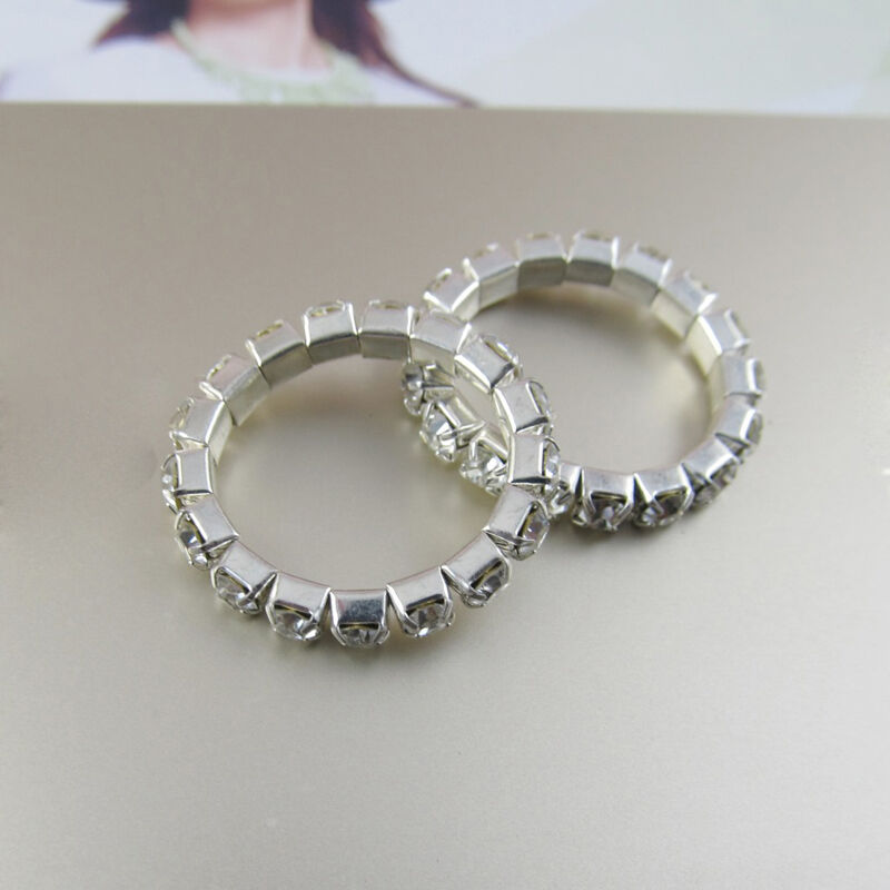 Elastic Diamante Rings