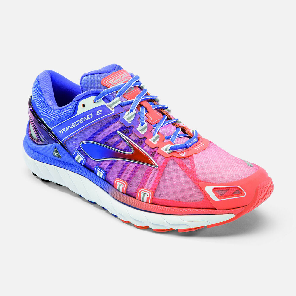 c05c3b99b36 Details about Brooks Transcend 2 Womens Running Shoes (B) (802) + Free Aus  Delivery