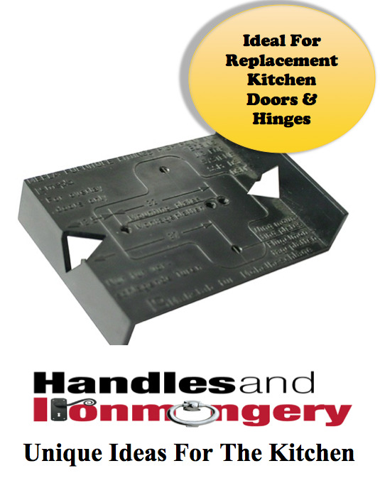 Concealed Hinge Amp Mounting Plate Drilling Jig 26mm
