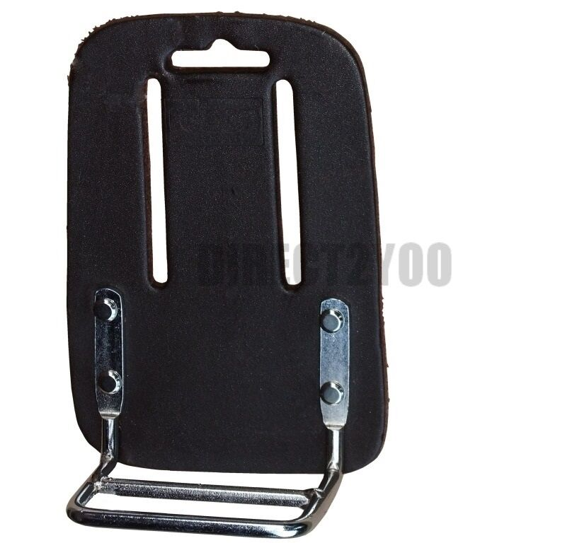 Leather Wall Equipment Holder: Rolson Pliers Scaffold Oil Tan Leather Holder Tool Belt