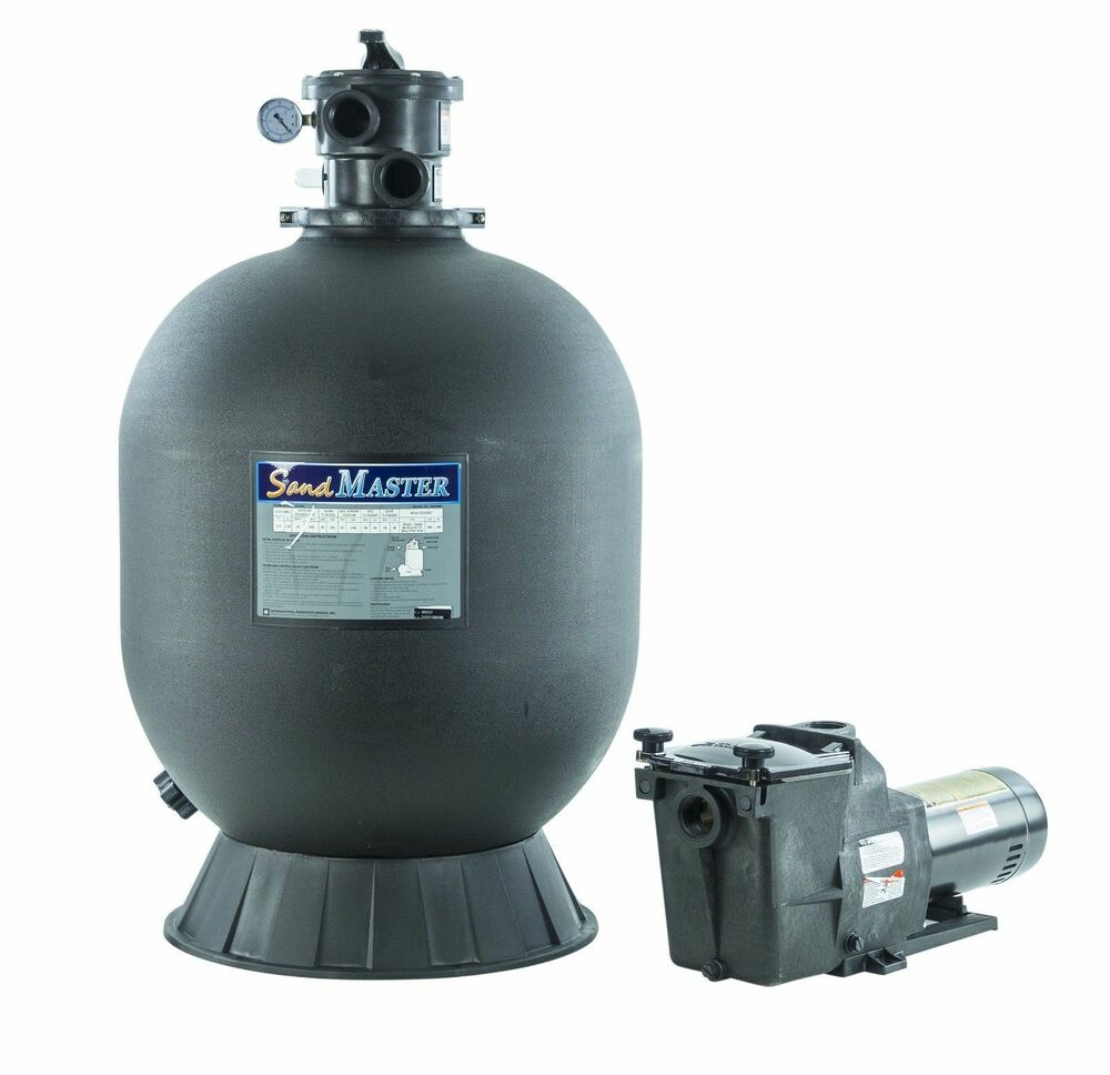Swimming Pool Filters : Hayward sandmaster s t in ground swimming pool filter