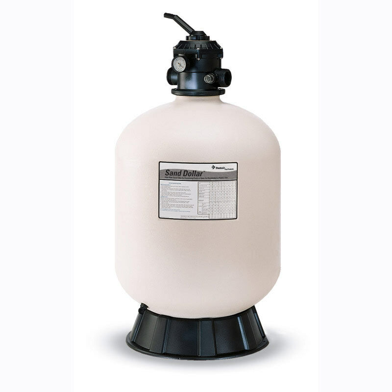 pool sand filter pentair 145322 sd60 above ground swimming pool sand dollar 10732