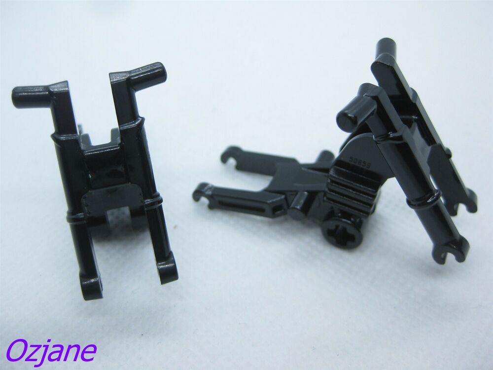 FREE P/&P! Long Fairing Mounts LEGO 50859b Motorcycle Chassis