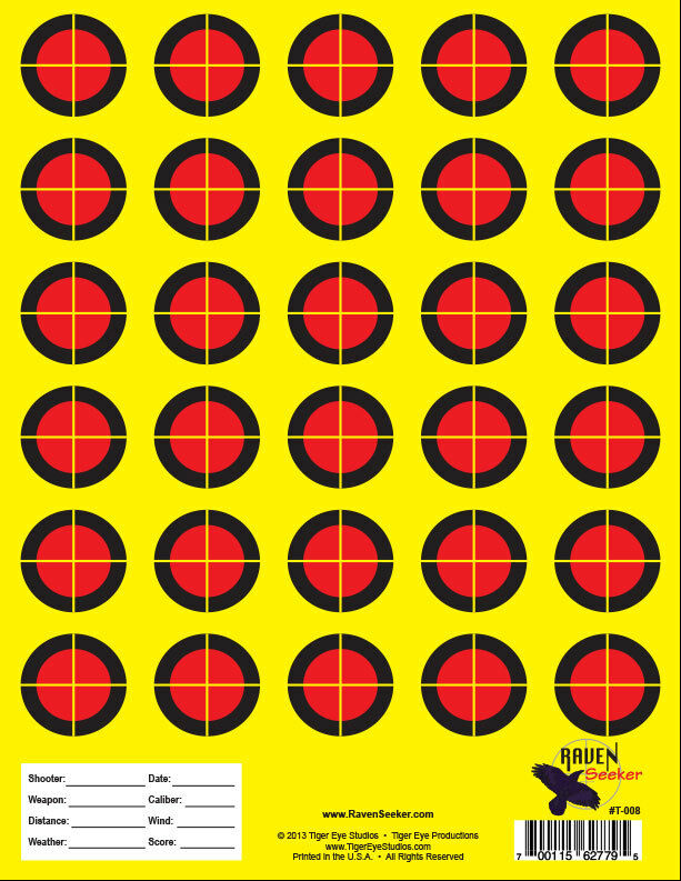 It's just a photo of Accomplished Printable Shooting Targets 8.5 X 11