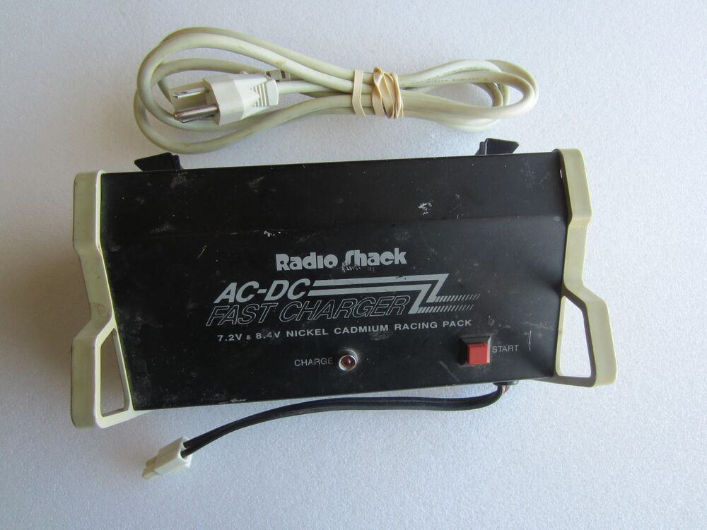 Radio Shack Rc Car Battery Pack And Charger