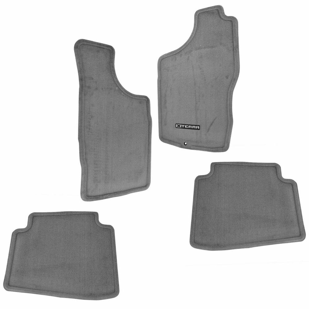 A keletnemet lanyok eneke   made in hungaria 457 - Rubber Floor Mats For 2015 Yukon Carpeted Floor Mat Set Of 4 Gray For 00