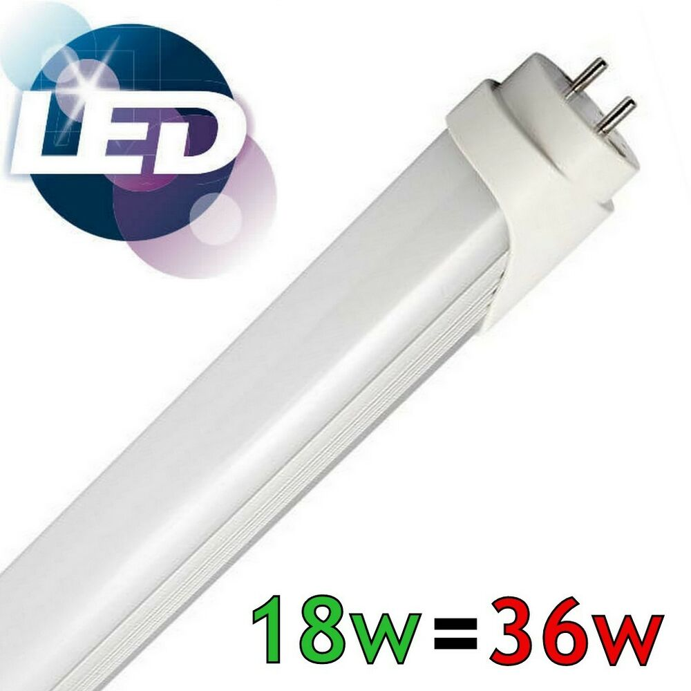 36w Fluorescent Lamp 18w LED Replacement 4FT (1200mm) T8