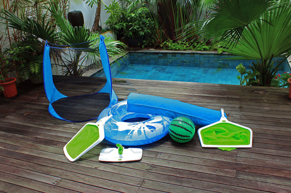 Pool tote swimming pool storage bin for beach balls floats lounges games ebay for How to build a grain bin swimming pool
