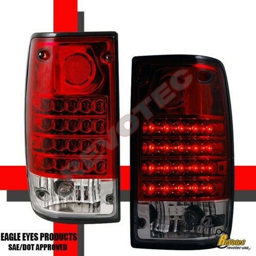 Toyota 94 Pickup: LED Tail Lights Lamps 1 Pair For 89-95 Toyota Pickup 90 91