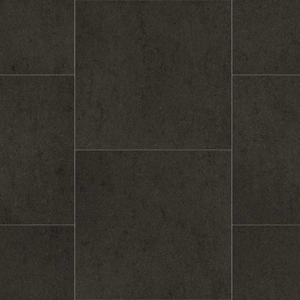 Grey Kitchen Lino: Brand New Cheap Grey Tile Quality Non Slip Vinyl 3m Wide