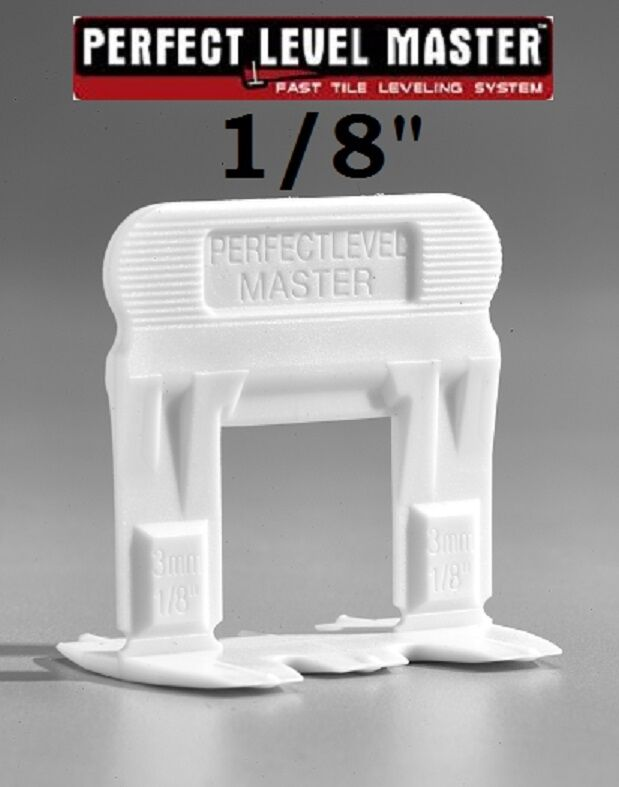 1 8 Quot Perfect Level Master T Lock Tile Leveling System