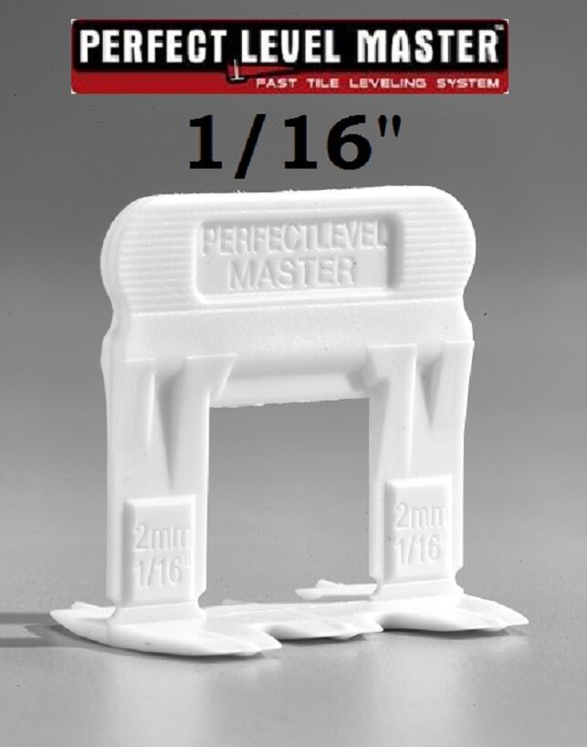 1 16 perfect level master t lock tile leveling system for Level master