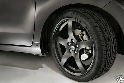 4Runner Trd Pro >> Toyota Celica 2003-2005 TRD Black Rims (All 4) OEM NEW! | eBay