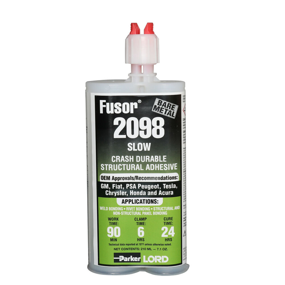 Lord Fusor Crash Durable Structural Adhesive 2098 Ebay