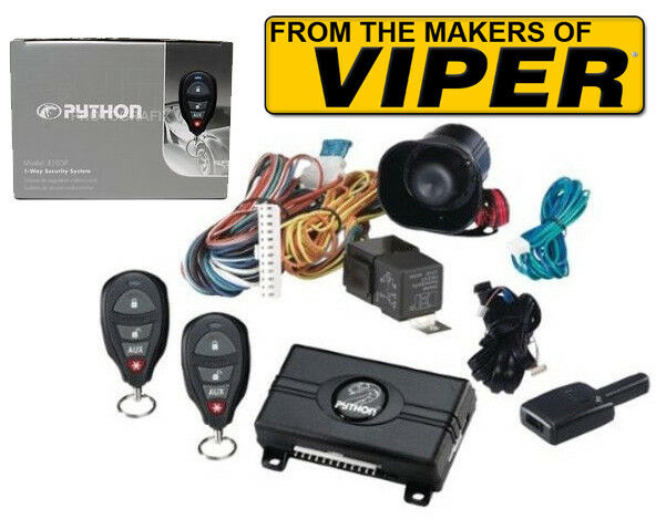 Vehicle Security Systems : Viper v car alarm vehicle security system way