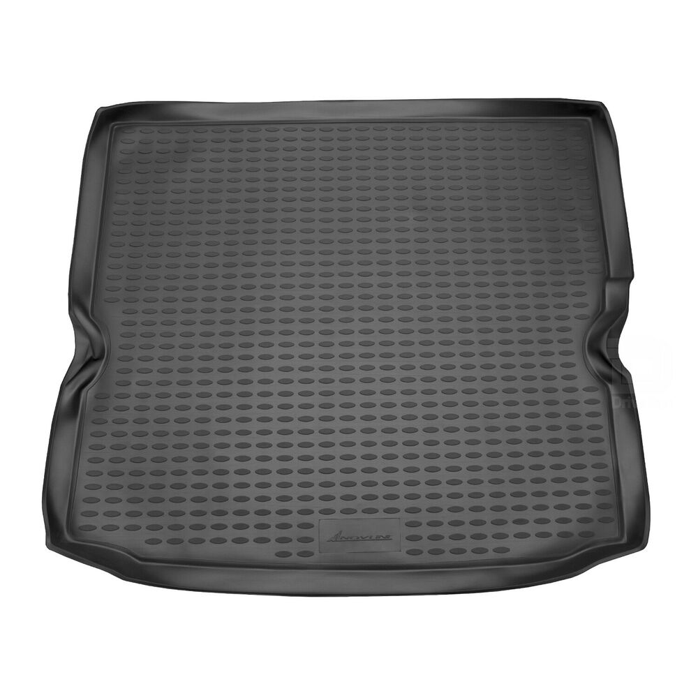 Vauxhall zafira rubber floor mats - Vauxhall Zafira B 05 14 Rubber Boot Liner Tailored Fitted Black Floor Protector Ebay