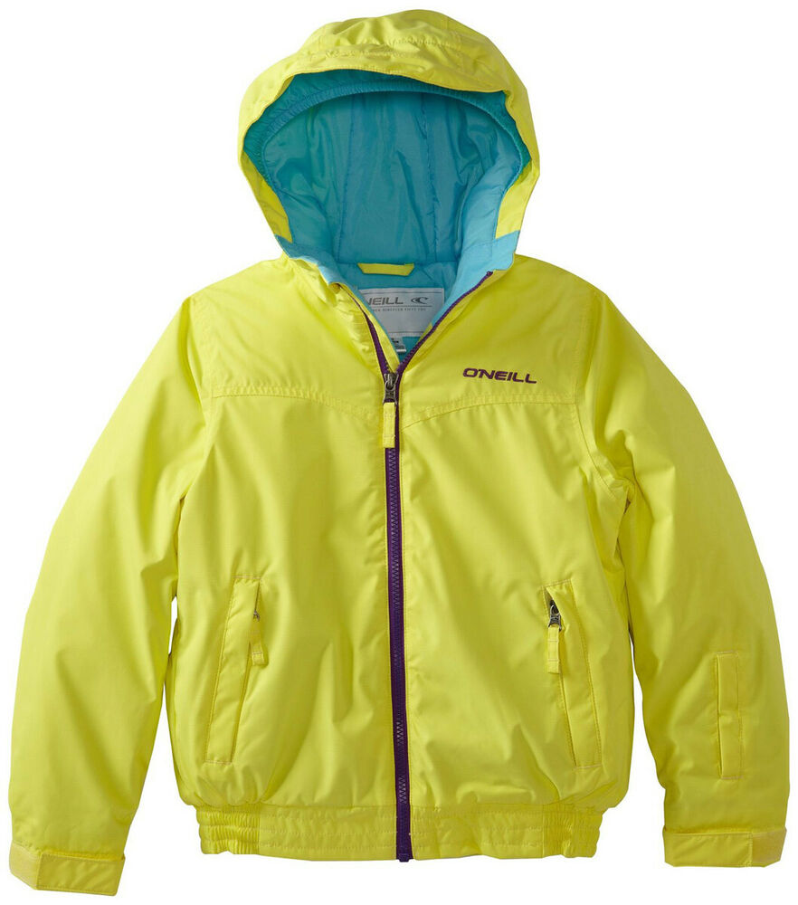 4bced813a New O Neill Girls Youth Jewel Snowboard Jacket Size 10   152 ...