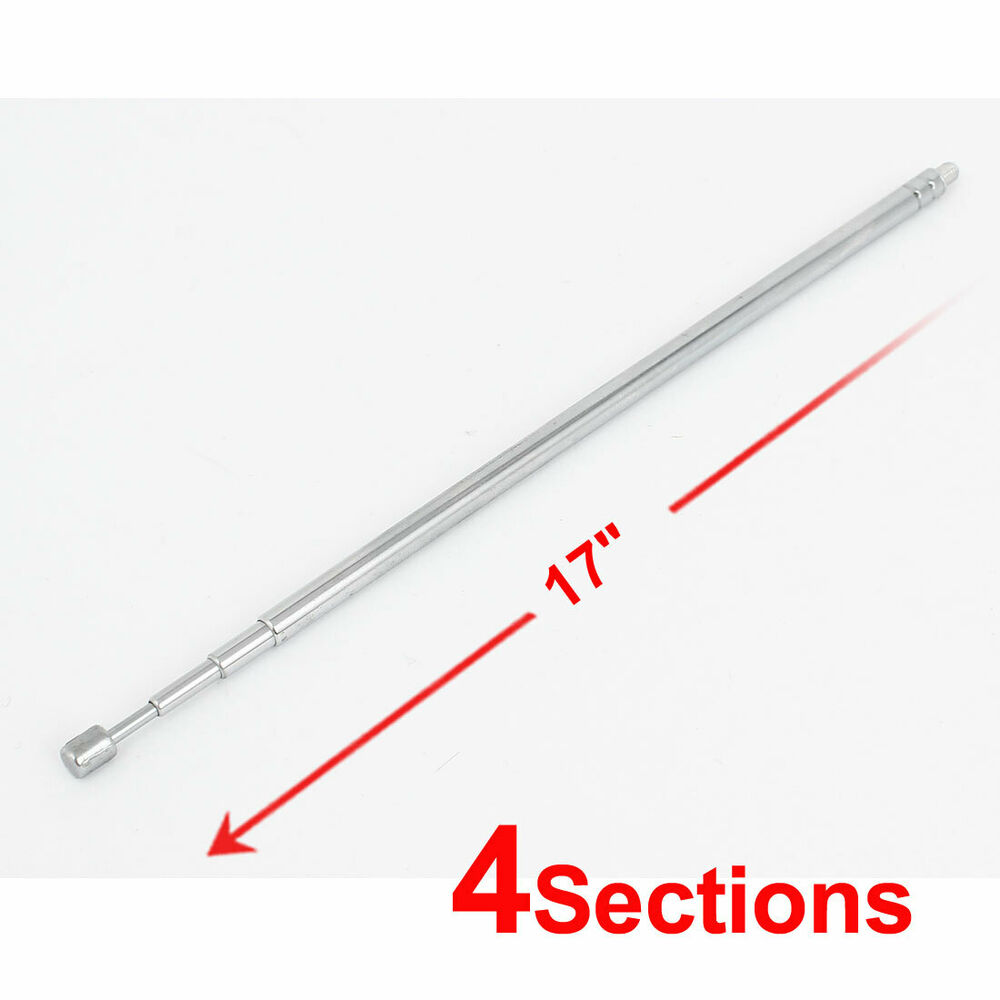 Long Remote Controller 4 Sections Telescopic