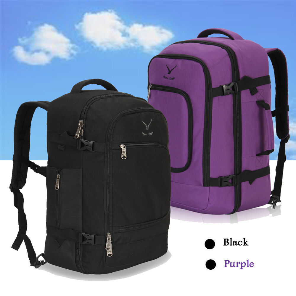 Veevan Convertible Travel Backpack Business Carry-on Bag ...